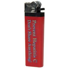 Personal Prism Standard Flint Cigarette Lighter