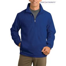 Port Authority 1/2-Zip Wind Jacket