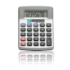 Custom Printed Mini Desktop Calculator