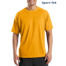 Sport-Tek Dry Zone Short Sleeve Raglan T-Shirt