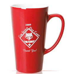 16 oz. Imprinted Cafe Mug