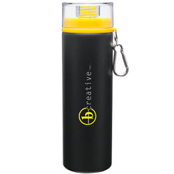 28 oz h2go Trek Aluminum Bottle