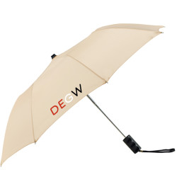 "Logo Seattle 36"" Folding Auto Umbrella"