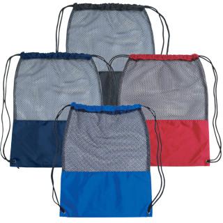 Mesh Drawstring Backpacks