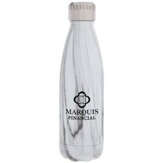 16 oz. Marbled Swiggy Bottle
