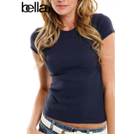 Bella Ladies' Short-Sleeve Crewneck T-Shirt