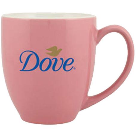 15oz Matte Two-Tone Printed Coffee Mug
