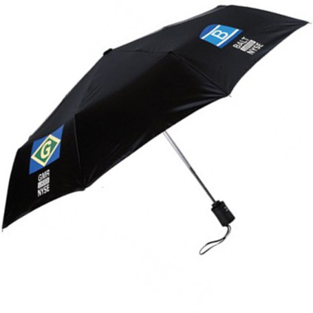 "Custom 43"" Arc Executive Mini Umbrella"