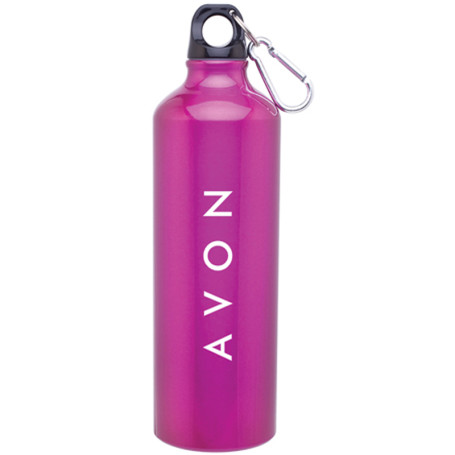 24 Oz Aluminum Classic Single Wall Water Bottle