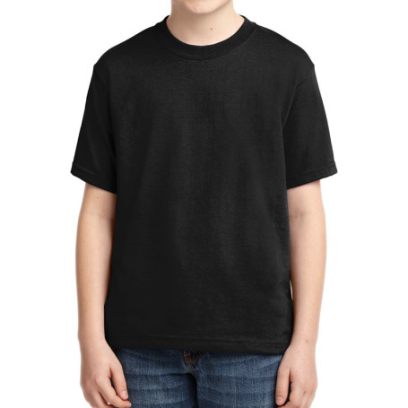 JERZEES - Youth Heavyweight Blend 50/50 Cotton/Poly T-Shirt (Apparel)