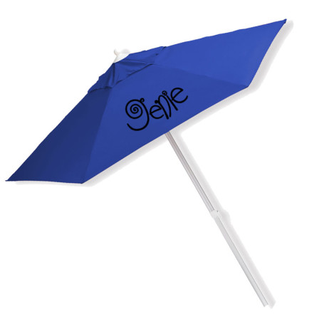 7' Telescopic Aluminum Umbrella