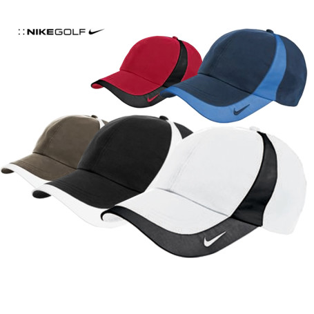NIKE Golf Technical Colorblock Cap