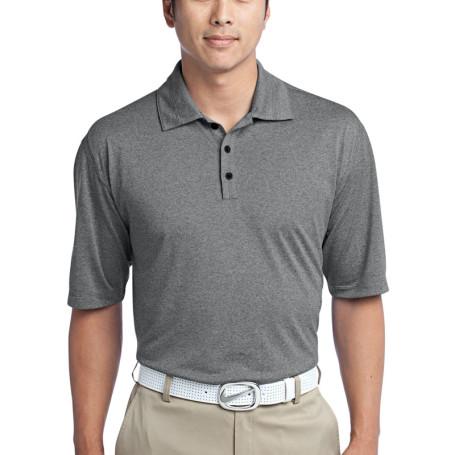 Nike Golf Dri-FIT Heather Polo (Apparel)