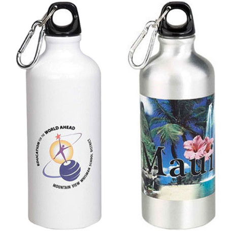 22 oz. Full Color Aluminum Bottle