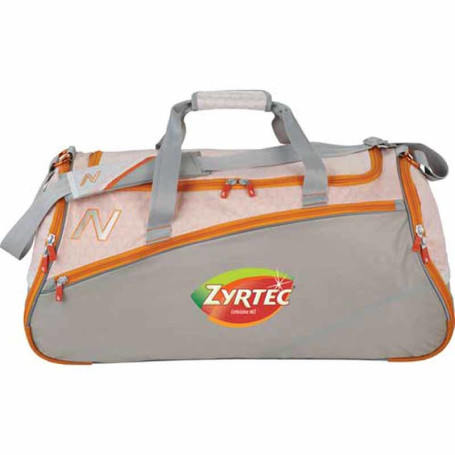 "Imprinted New Balance Minimus 26"" Duffel"