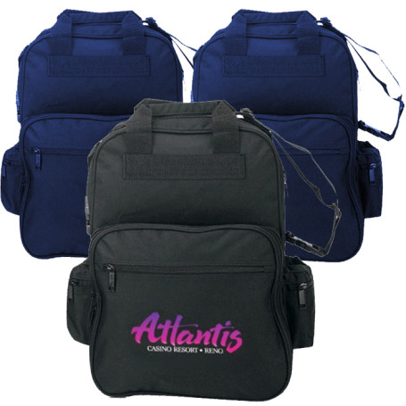 Deluxe Personalized 3-Way Backpack