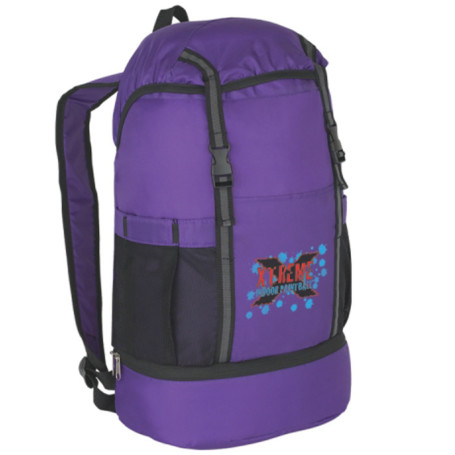 Personalized Budget Sports Backpack With Insulate Bottom