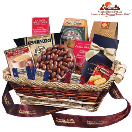 Maple Ridge Farms Celebration Basket
