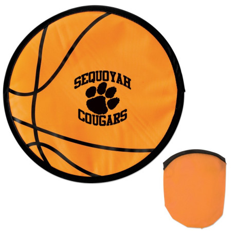 Custom Logo Basketball Flexible Flyer
