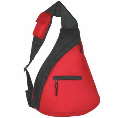 Custom Logo Budget Sling Backpack