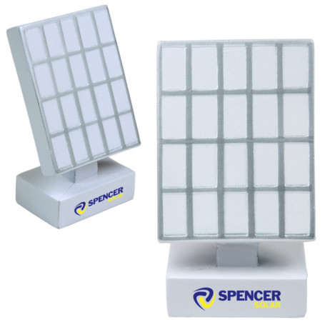 Custom Logo Solar Panel Stress Reliever