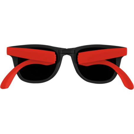 Custom Printed Collapsible Frame Retro Sunglasses