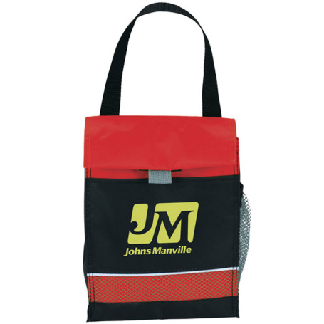 Custom Printed Seasons Sport Lunch Bag
