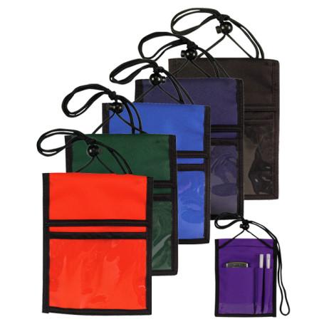 Multiple Pocket Badge Holder