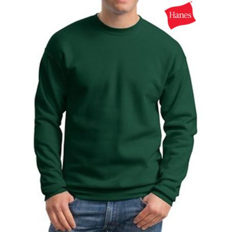 Hanes Logo Crewneck Sweatshirt