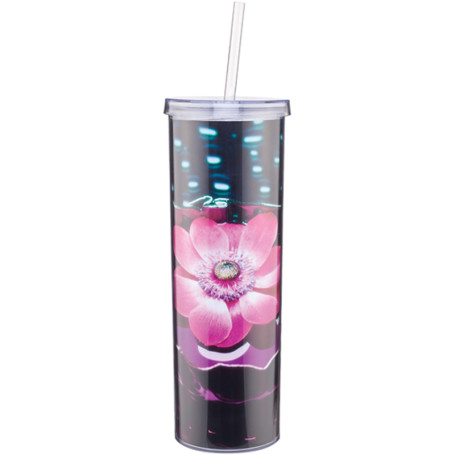 16 oz Verano Double Wall Tumbler