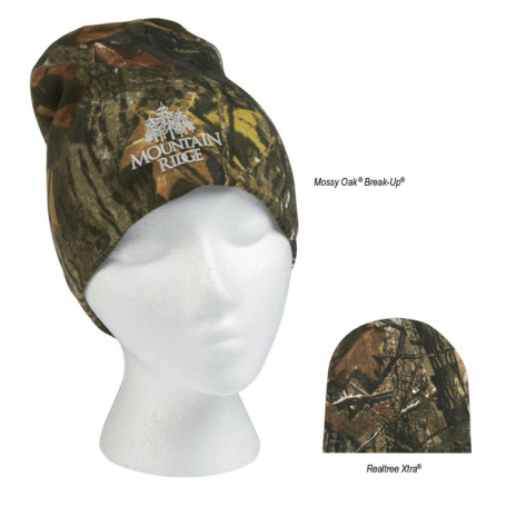 Customizable Camouflage Beanie