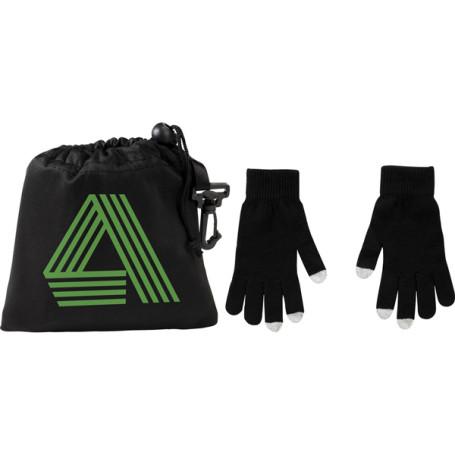 Customizable Touchscreen Gloves - Regular Size