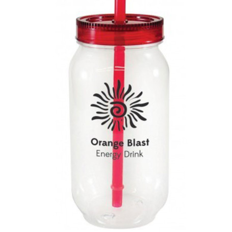Logo 28oz. Dixie Jar