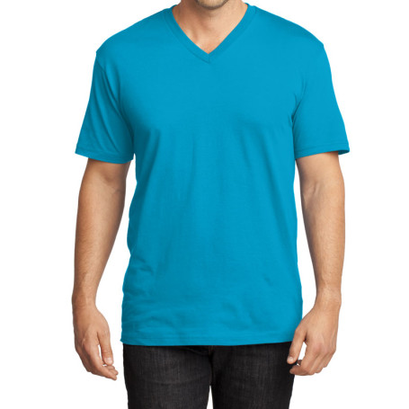 District Made Mens Perfect Weight V-Neck Tee