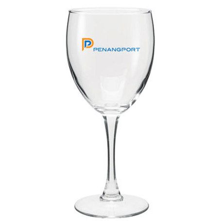 Imprinted 10.5 oz. Nuance Goblet