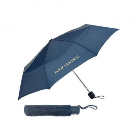 "Imprinted 42"" Arc Super Mini Umbrella"