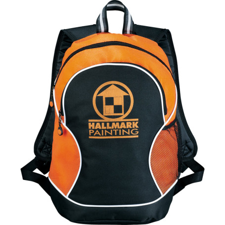 Imprinted Boomerang Backpack