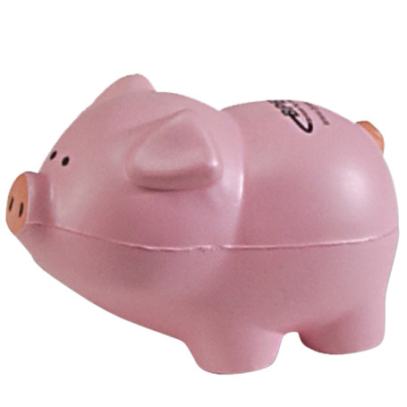Promotional Pig Stress Reliever