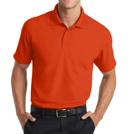 Port Authority Dry Zone Grid Polo (Apparel)