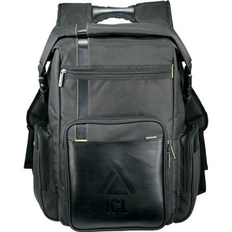 Logo Disrupt Recycled Deluxe Compu-Backpack