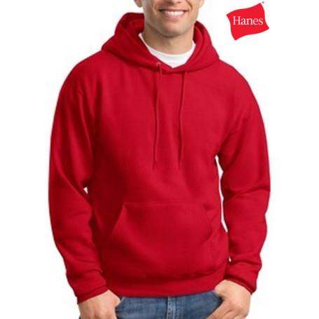 Hanes_Logo_Hooded_Sweatshirt
