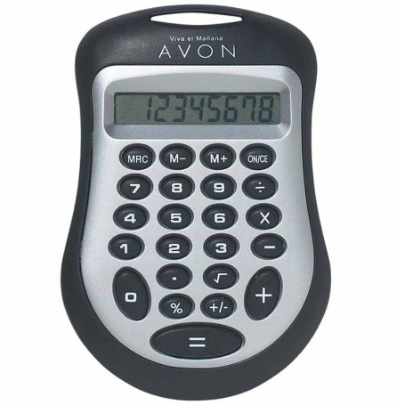 Monogrammed Expo Calculator
