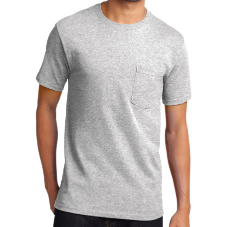 Port & Company - Essential T-Shirt with Pocket (Apparel)
