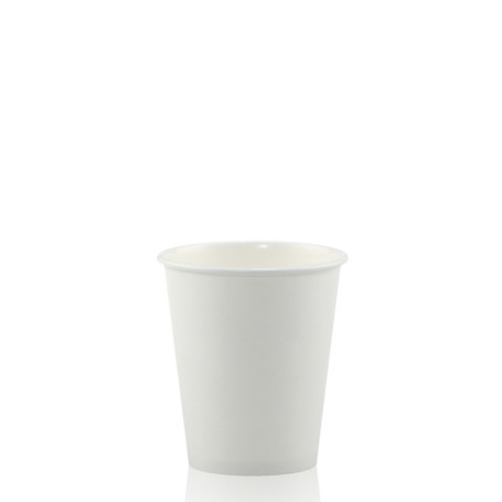 6 oz. White Paper Cups