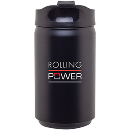 8 oz SS Can Stainless Steel Thermal Tumbler