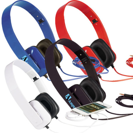 Printable Techno Headphones