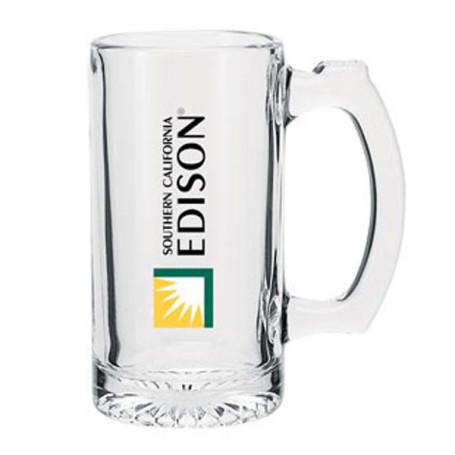 Printed 12.5 oz. Beer Mug