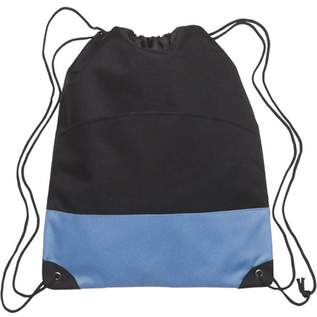 Printed Drawstring Heavy Duty Drawstring Bag