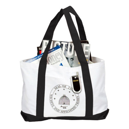 Promotional Boat Tote Bag