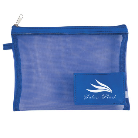 Promotional Sheer Mesh Vanity Bag